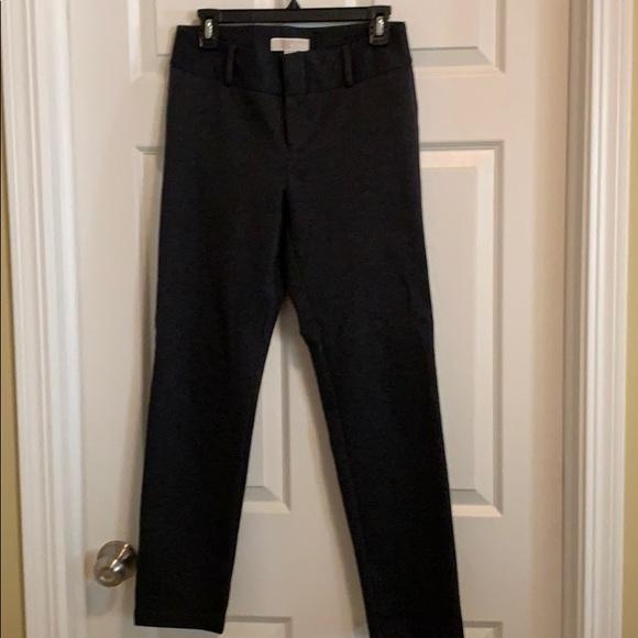 MICHAEL Michael Kors Pants - Michael Kors Slim Leg Gray pants size 8